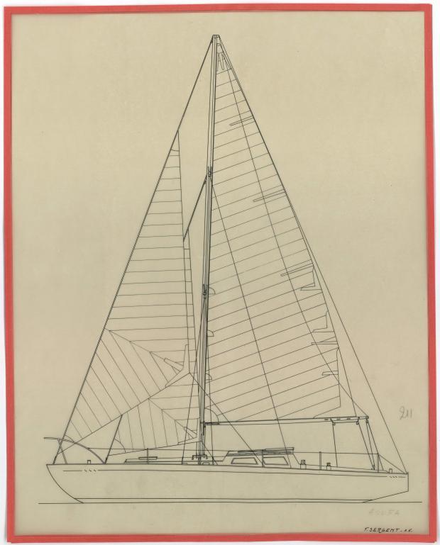 PLAN GENERAL - AOUFA (1951)