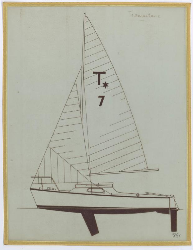 PLAN GENERAL - TRAMONTANE  (1961)