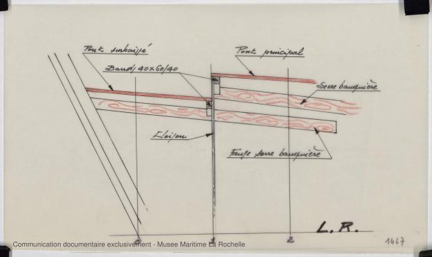 PLAN DE CONSTRUCTION - Lady Rose, 9 m (1975)