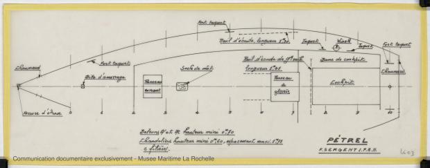 PLAN DE PONT - PETREL     (1977)
