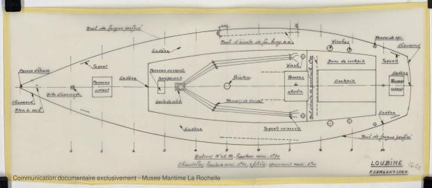 PLAN DE PONT - LOUBINE (1977)