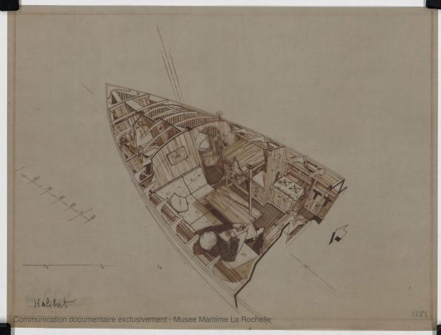 PLAN D'AMENAGEMENT  - HALIBUT (1977)