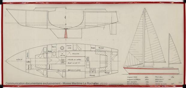 PLAN D'AMENAGEMENT  - K.M. 1200 (1978)