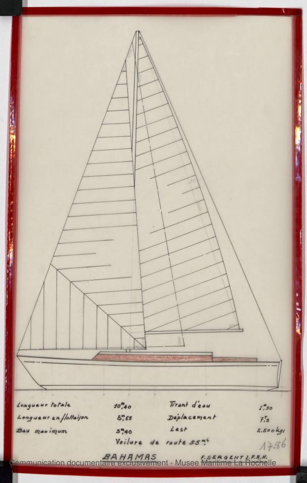 PLAN GENERAL - BAHAMAS (1979)